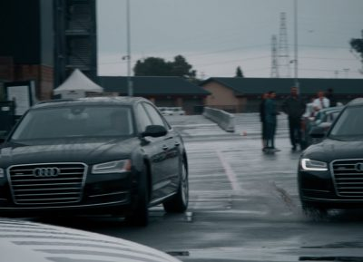 AUDI PILOTED DRIVING EXPERIENCE